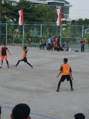 "Juara I - Lomba Futsal ""Al-Kates"""