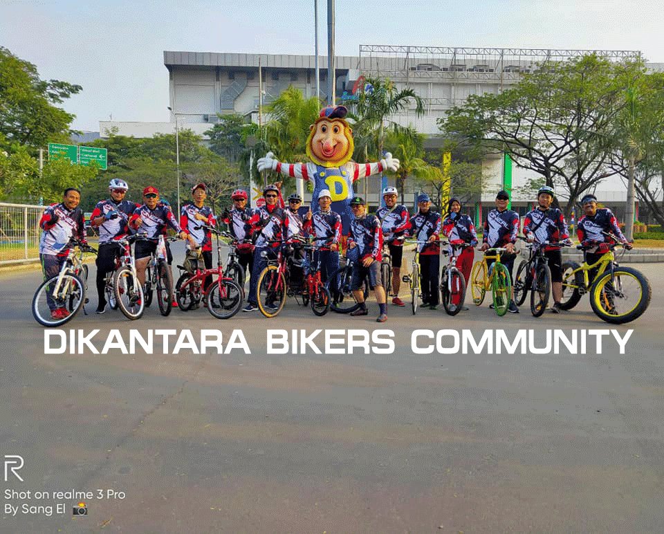 Bikers Community Guru & Karyawan SMK Tanjung Priok 1